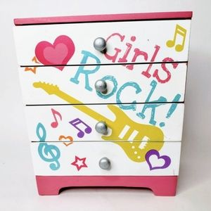 Kohl's Other - 4 Drawer Jewelry Organizer from Kohl's